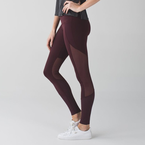 265b005d2 lululemon athletica Pants - Lululemon Barre Star Legging - Size 8